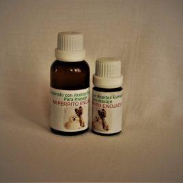 Aceite para Perrito Enojado 10ml